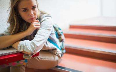 Lonely students at greater risk of mental health problems, study finds