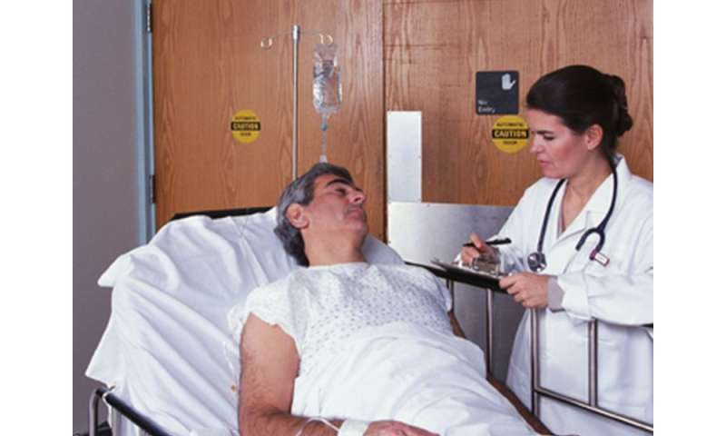 Many with cancer hospitalized, undergo imaging at end of life