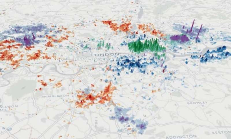 Mapping migrant communities across Europe to support local integration