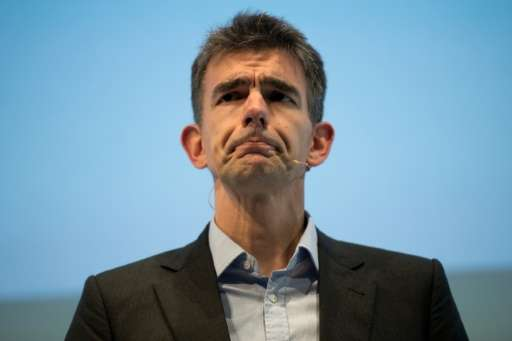 Matt Brittin, president of Google's Europe, Middle East and Africa division, apologised to partners and advertisers whose advert