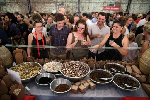 Meals made from insects are now being sold in Sydney's markets and boutique restaurants