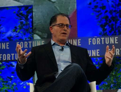Michael Dell, CEO of Dell Technologies, says going private has allowed him to take a longer-term focus to grow the company