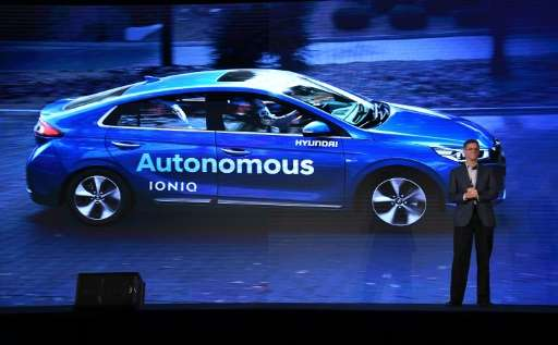 Hyundai eyes autonomous cars for the masses
