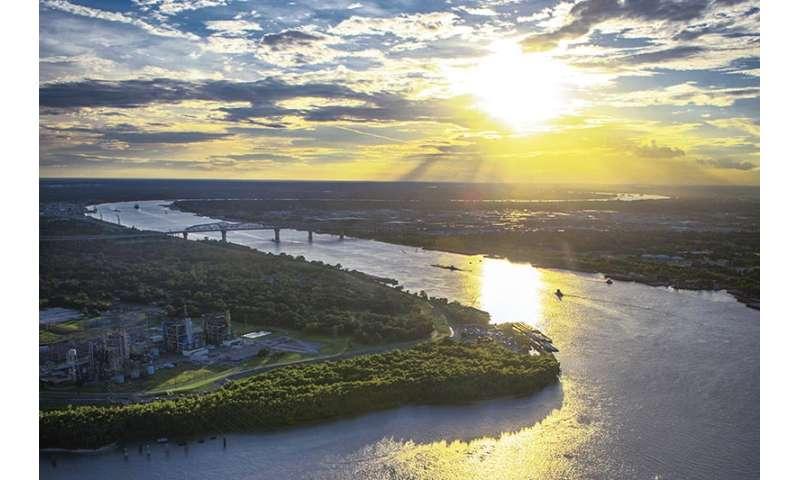 Mississippi mud may hold hope for Louisiana coast