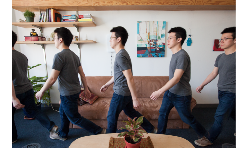 MIT wireless device can see through walls to detect walking speed
