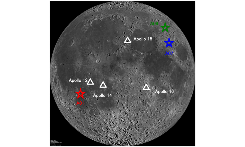 Moon's tidal stress likely responsible for causing deep moonquakes, new study confirms