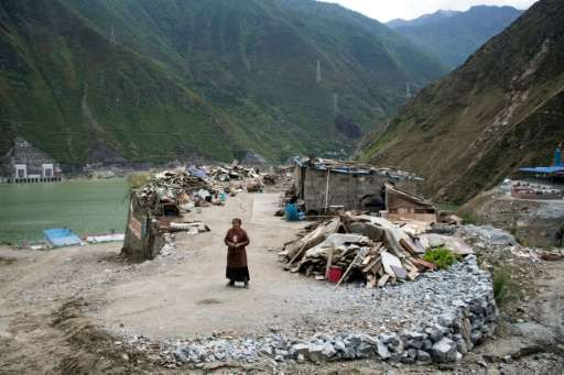 Mountains and rivers are revered as sacred in Tibetan Buddhism, and the extensive construction, which began in 2014, has alarmed