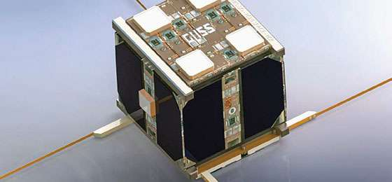 Nanosatellites for low-cost space flight