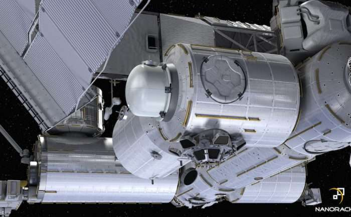 NASA approves first commercial airlock for space station science and SmallSat deployment