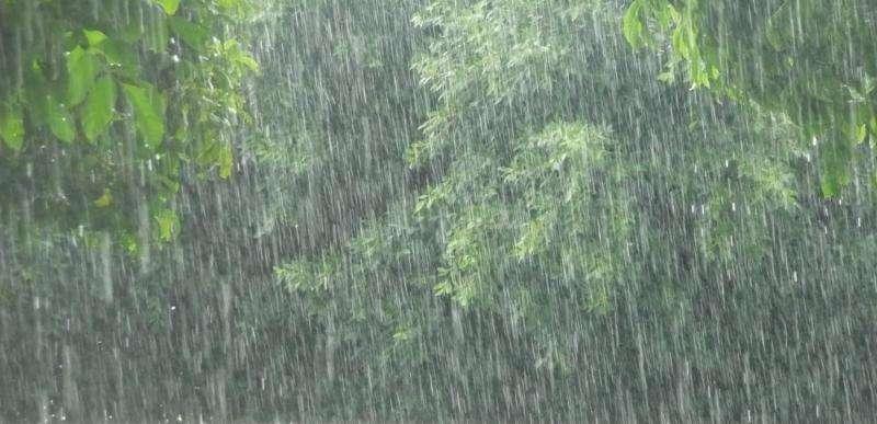 NASA data suggest future may be rainier than expected