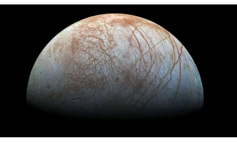 NASA mission named 'Europa Clipper'