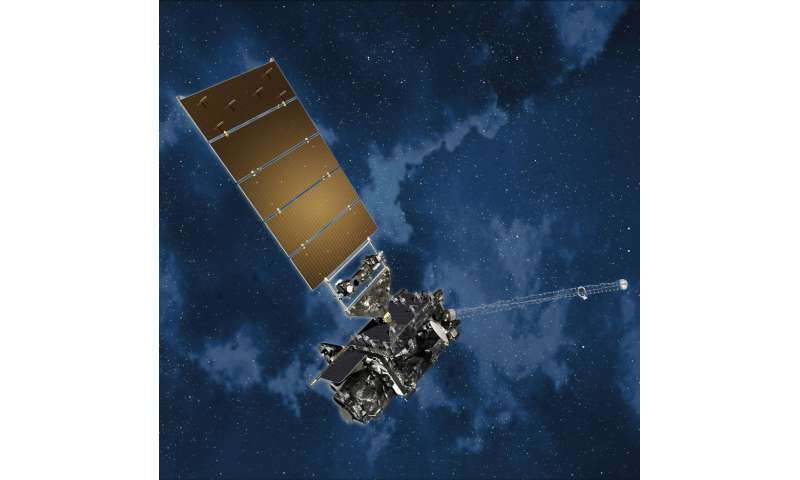 NASA Participates in the NOAA GOES-16 Field Campaign