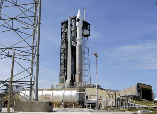 NASA providing 1st live 360-degree view of rocket launch