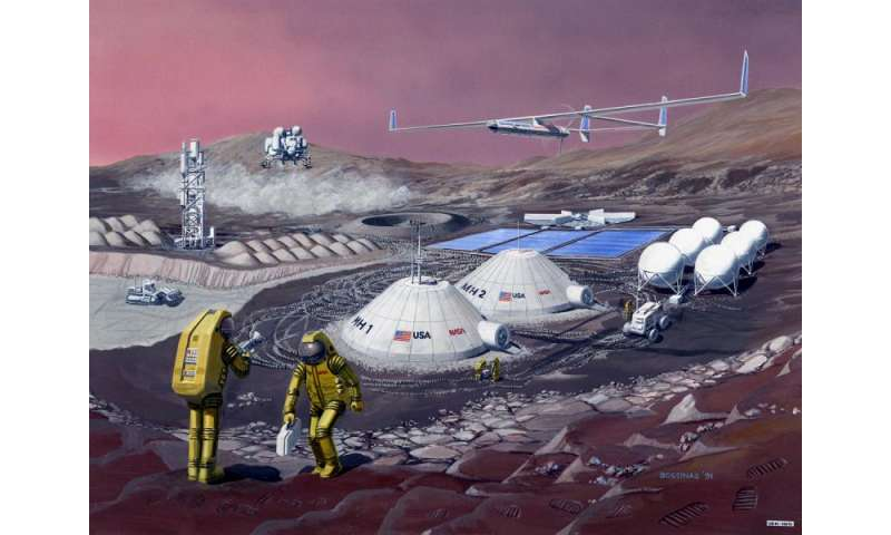 NASA selects proposals for first-ever space technology research institutes