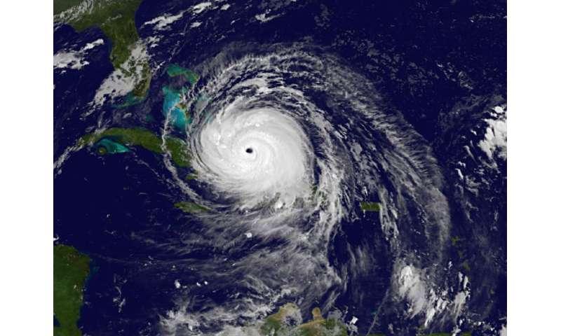 Nasa S Fleet Of Satellites Covering Powerful Hurricane Irma