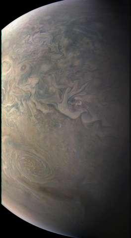 NASA's Jupiter-circling spacecraft stuck making long laps