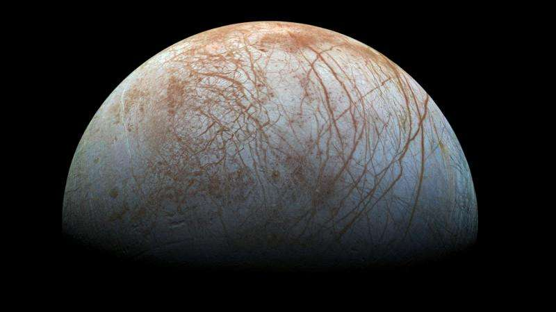 "NASA's plans to explore europa and other ""ocean worlds"""