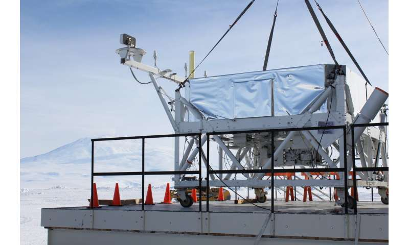 NASA's SuperTIGER balloon flies again to study heavy cosmic particles