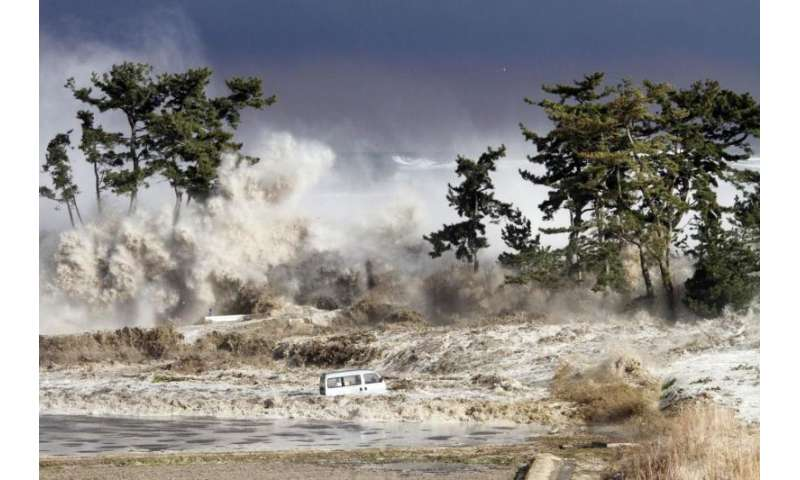 NASA Study Challenges Long-held Tsunami Formation Theory
