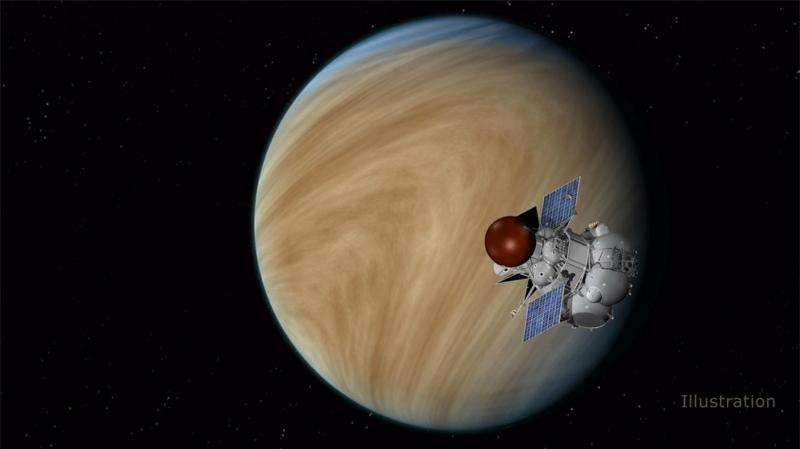 NASA studying shared Venus science objectives with Russian Space Research Institute