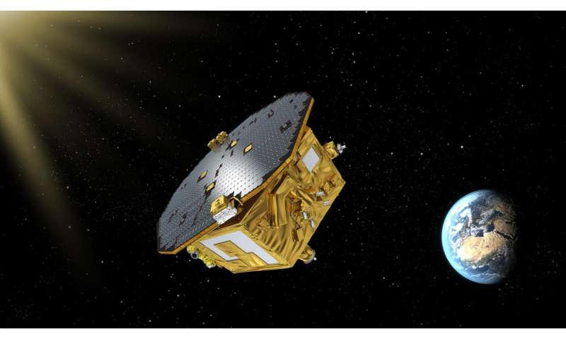 NASA team explores using LISA Pathfinder as 'comet crumb' detector