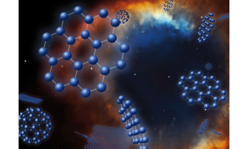 Neutrons reveal 'quantum tunnelling' on graphene enables the birth of stars