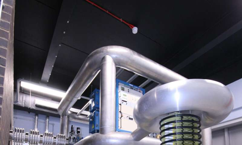 New £3.5 million microscope and ion accelerator now operational