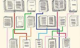 New approach developed by humanists and scientists maps evolution of literature