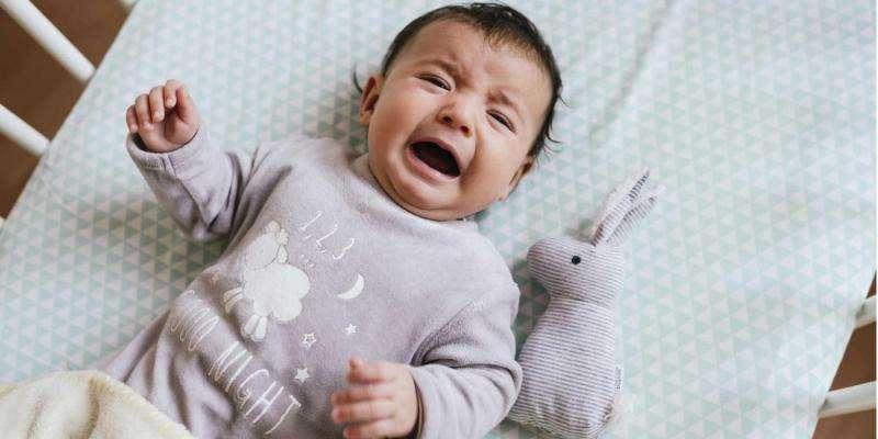 New comparison chart sheds light on babies' tears