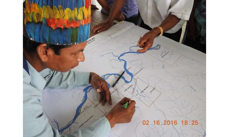 New conservation method empowers indigenous peoples
