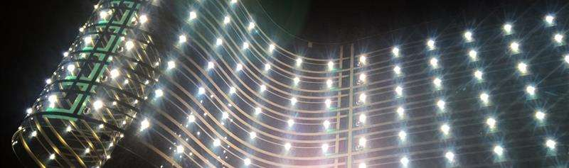 New design tools bring large-area LED products on the market with speed, quality and lower costs