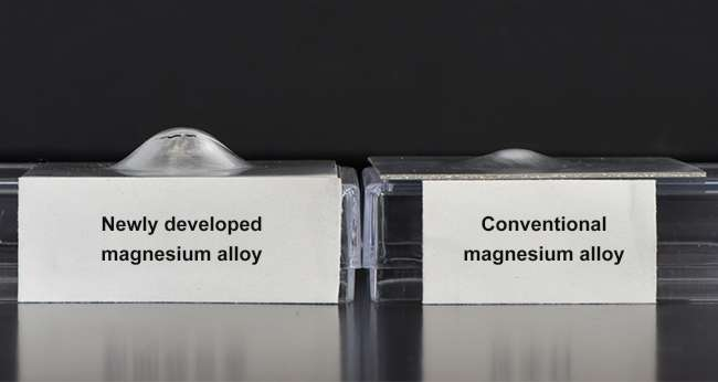 New Light Weight Metal As Formable As Aluminum Sheet Metal