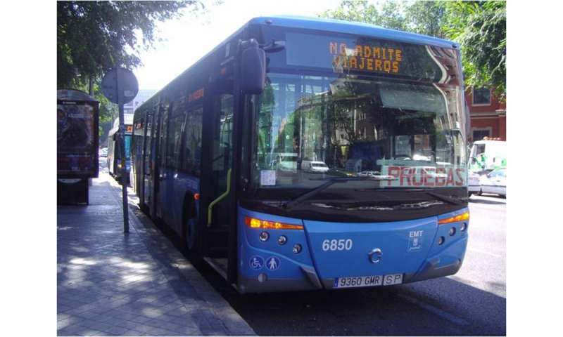 New method developed to find out the emissions of an urban bus fleet