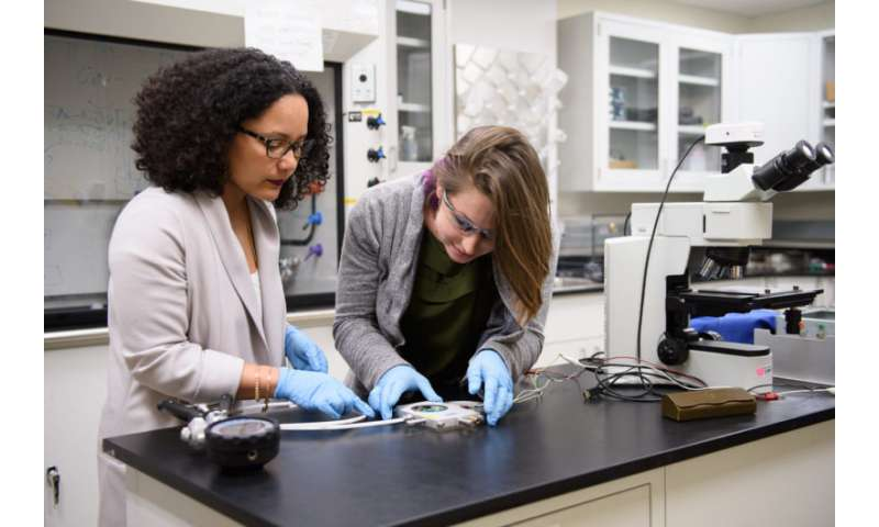 New nano devices could withstand extreme environments of space