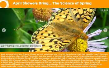New NSF special report released ahead of Earth Day