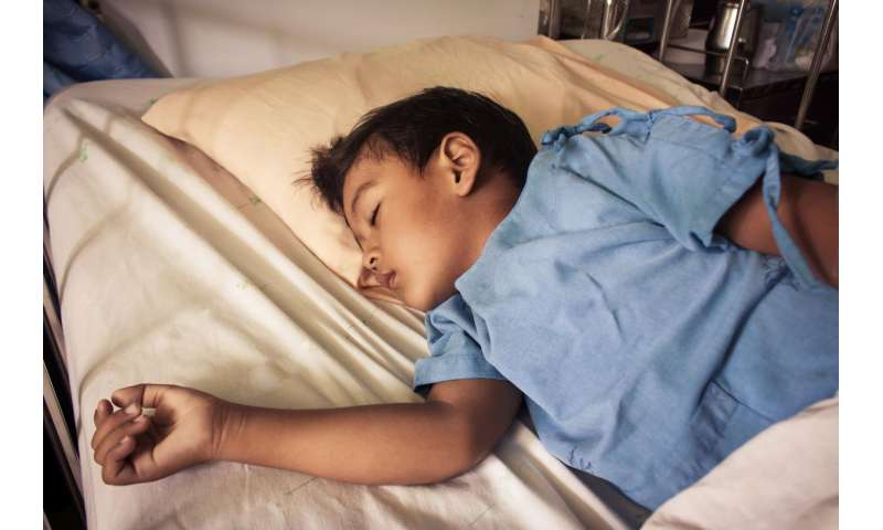 New pediatric protocol reduces missed sepsis diagnoses by 76 percent
