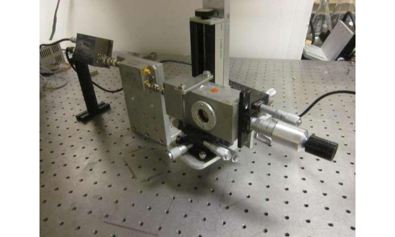 New photoacoustic technique detects gases at parts-per-quadrillion level