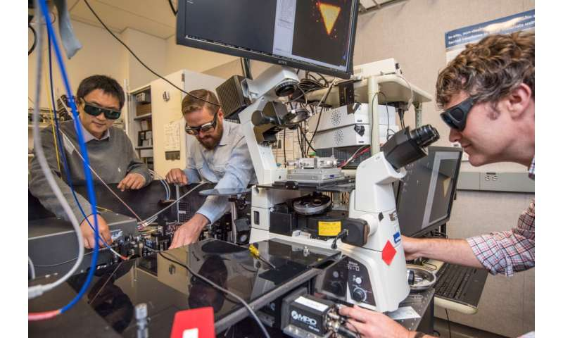 New results reveal high tunability of 2-D material