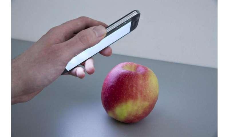 New smartphone app looks inside objects