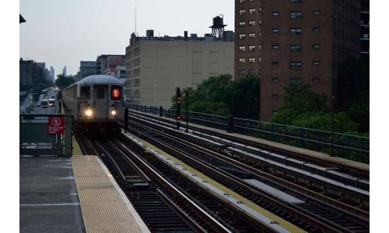 New York's subway