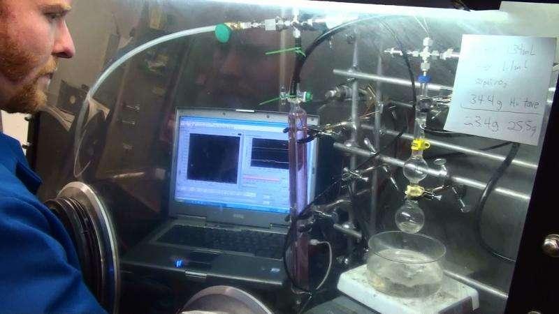 Next-gen solvents capture carbon with half the energy