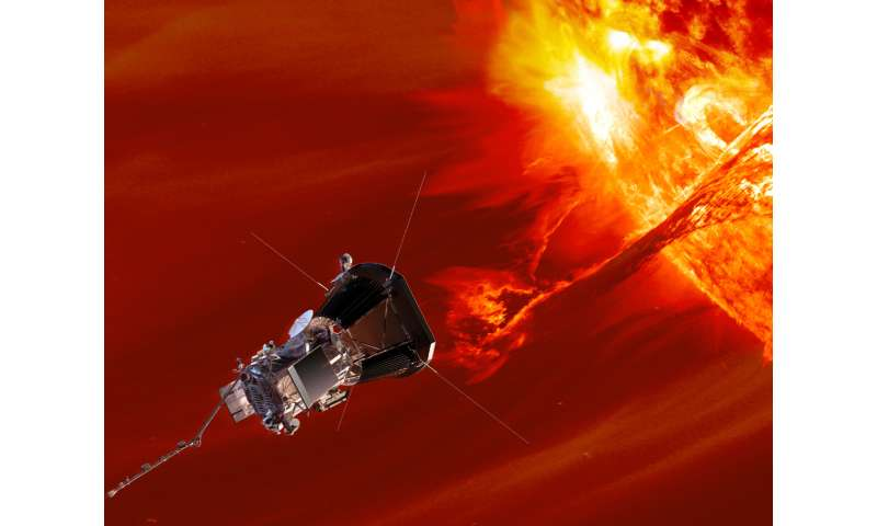 Next Stop: A Trip Inside the Sun's Atmosphere
