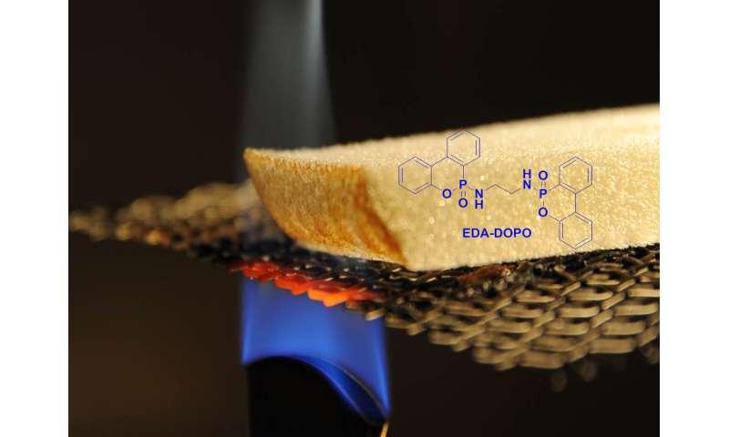 Nontoxic flame retardant enters market