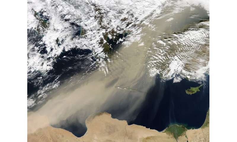 Northumbria research unlocks secrets of the Sahara