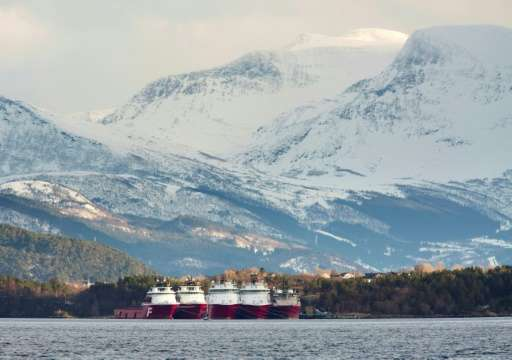 Norway's oil fund contains a cool trillion dollars, but winter may be coming