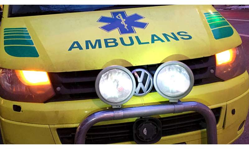 Now drivers can hear ambulances no matter how loud their music is playing