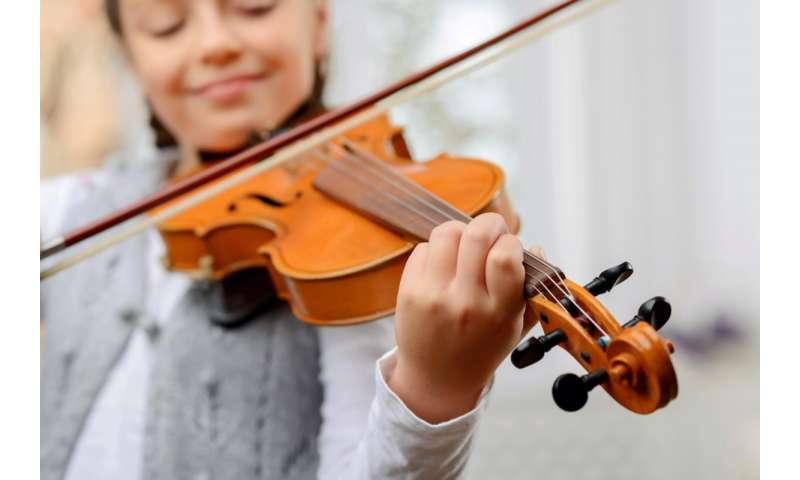 Now you like it, now you don't: Brain stimulation can change how much we enjoy and value music