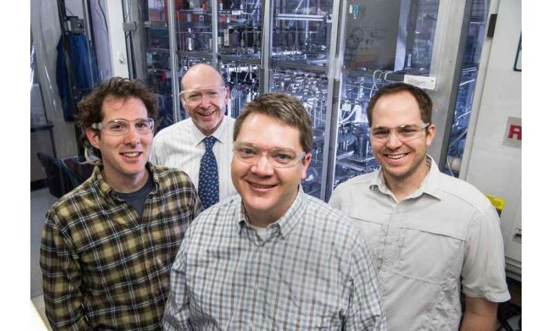 NREL establishes world record for solar hydrogen production