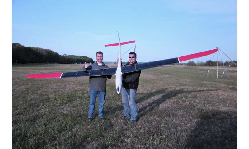 NRL tests autonomous 'soaring with solar' concept