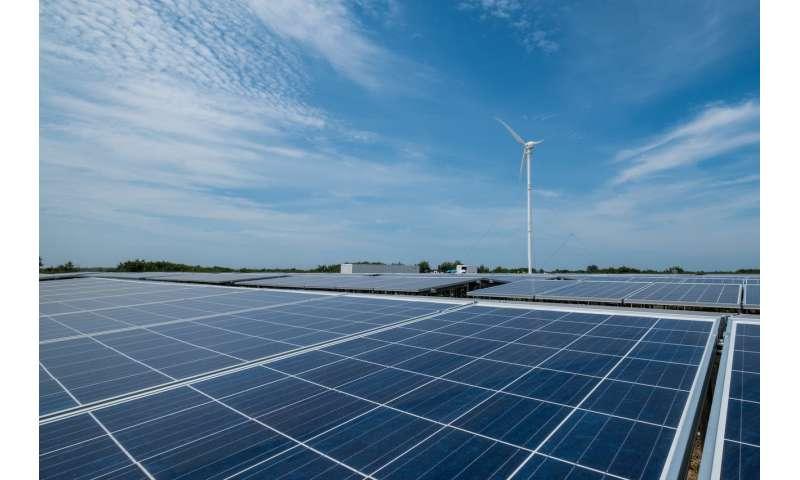 NTU deploys Singapore's first long-span wind turbine